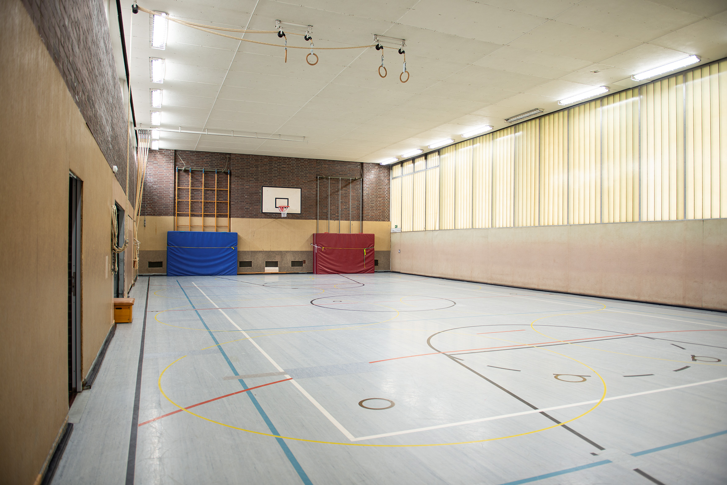GS Neviges Turnhalle