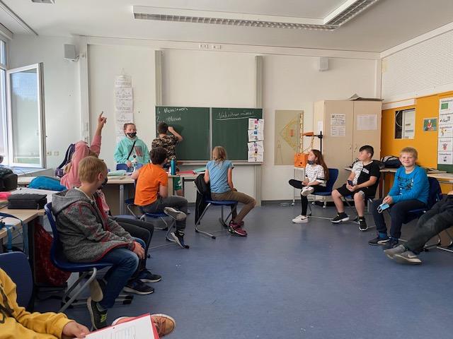 Klassenrat (KLR) und Klassenlehrerstunde (KLS)