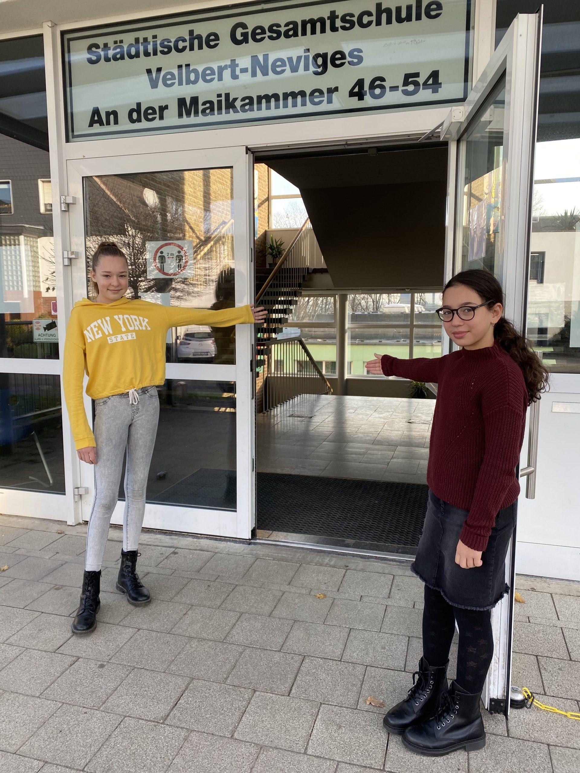 Virtueller Tag der offenen Tür - unsere Schule