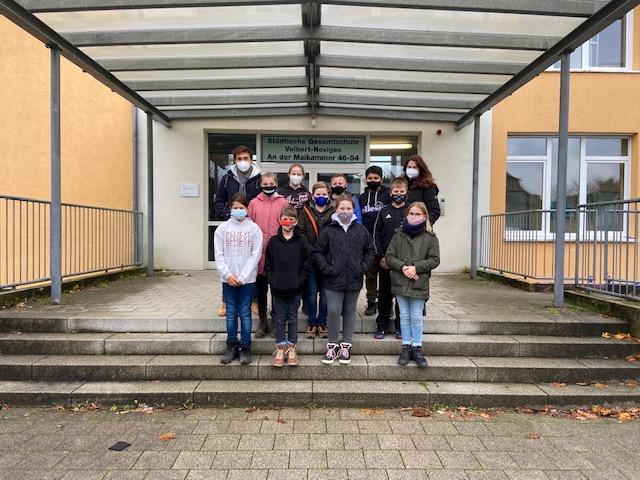 Die Schülervertretung der Gesamtschule Velbert-Neviges