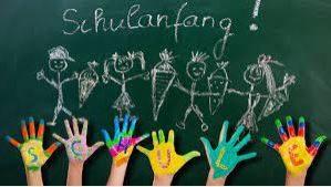 Herzliche Einladung zur Einschulungsfeier an unserer Schule